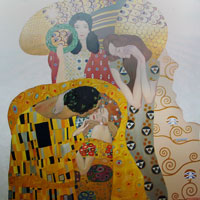 With Klimt for life